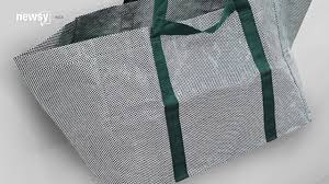 ikea is redesigning its familiar blue tote bag aol finance