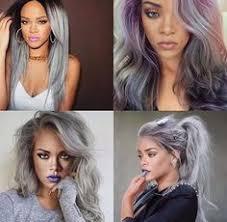 gray hair fad rihanna grey hair hairspiration pinterest gray hair rihanna