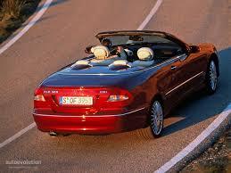 mercedes benz clk cabrio a209 specs 2005 2006 2007 2008
