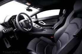 Black Lamborghini Aventador - adv1 lamborghini aventador lp700 black interior detail screensaver