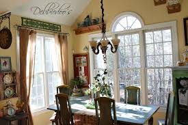 kitchen classy damask curtains primitive home decor outdoor