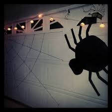 28 best spooktacular garage door decor ideas images on pinterest