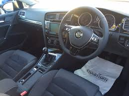 volkswagen golf 2017 interior in review vw golf 1 6 tdi gt