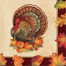 thanksgiving turkey oval paper plates 324019 mps