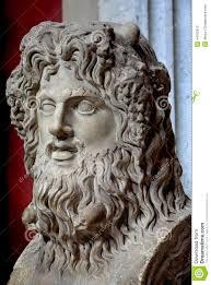 God Statue Ancient God Statue Stock Photo Image 44765910