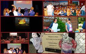 monsters vs aliens halloween emerson parkside academy charter pta october 2011