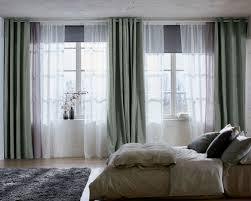 voilage fenetre chambre rideaux et stores ikea
