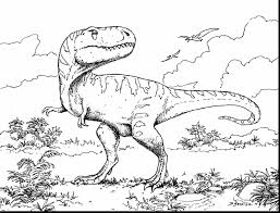 impressive printable coloring page dinosaur colouring with