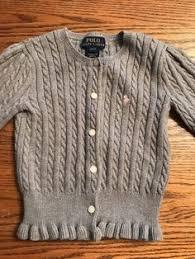 ralph lauren girls size 8 pink white striped long sleeve shirt