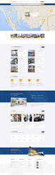 landmark real estate psd template by noothemepsd themeforest