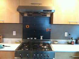 cold rolled steel backsplash kitchen reno ideas pinterest