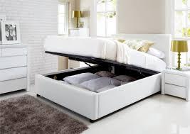 wood storage bed frame u2014 derektime design storage bed frame ideas