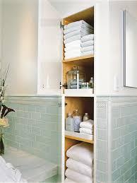 bathroom closet design built in linen closet ideas pictures