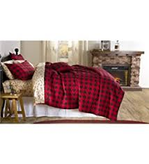Twin Plaid Bedding by Amazon Com Western Red Buffalo Plaid Twin Quilt Set Home U0026 Kitchen