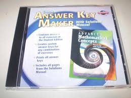answer key maker glencoe advanced mathematical concepts