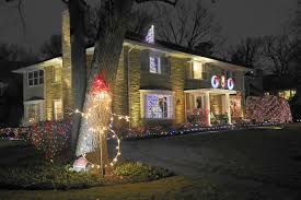 Rosemont Christmas Lights Top Chicagoland Neighborhoods For Holiday Lights Chicago Tribune