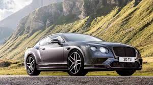 bentley continental gt 2017 car review youtube