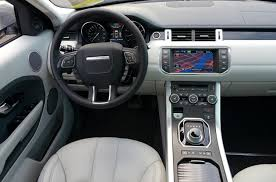 land rover interior 2013 range rover evoque digital trends