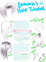 Cute Anime Hairstyles 35 Tutorials About How To Draw Anime