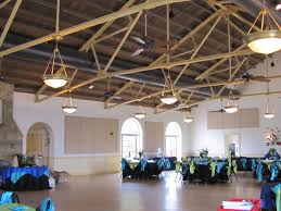 party people event decorating company peacock wedding canopy