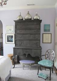 aqua lavender and charcoal grey room inspiration feathering