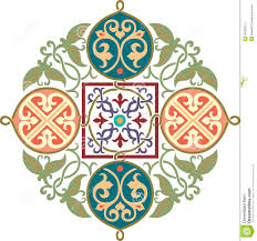 oriental design oriental design element stock vector illustration of decorative
