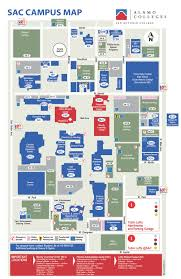 K State Campus Map by Locations And Maps San Antonio College Acalog Acms