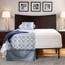 sleepys bed frame frame post power adjustable gatlin storage king