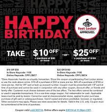 black friday footlocker deals foot locker coupon printable coupons pinterest foot locker