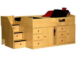 Captain Bed With Desk Crib Outlet Baby And Teen Furniture Superstore Categories Beds