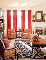 Red Curtains In Bedroom - best 25 burnt orange curtains ideas on pinterest orange