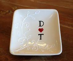 personalized anniversary plates wedding anniversary platter pottery place pottery and pottery