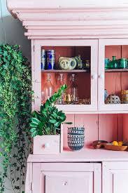 meuble cuisine vaisselier inspirations déco repeindre un meuble vintage