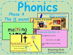 phonics phase 4 lesson bundle final consonant blends by