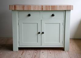 freestanding kitchen furniture handmade solid wood butcher blocks freestanding kitchen units