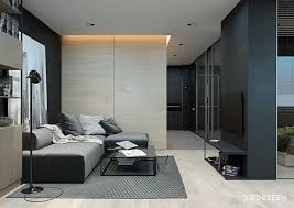 Studio Apartment Design With Design Ideas  Fujizaki - Contemporary studio apartment design