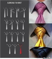 Meme Tie - eldredge tie knot by da1bigdeal meme center