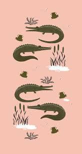 mirdinara alligator wallpaper iphone5 jpg 744 1 392 pixels