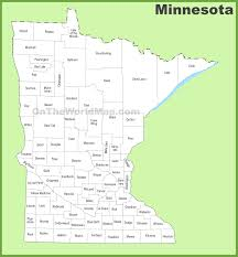 Minneapolis Map Usa by Minnesota State Maps Usa Maps Of Minnesota Mn