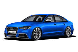 audi rs6 horsepower audi rs6 sedan artists rendering autoguide com
