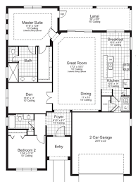 club floor plan eventide 2 home plan by neal communities in boca royale golf