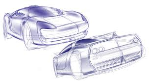 my new pluralsight course sketching a sports car using autodesk
