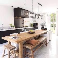 kitchen island with built in table island table kitchen bloomingcactus me
