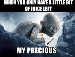 Smeagol Meme - 25 hilarious vaping memes