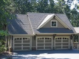 hillside garage plans garage plans and garage blue prints from the garage plan shop