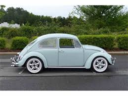 volkswagen beetle 1940 1967 volkswagen beetle for sale classiccars com cc 979891