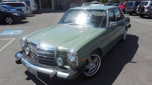 mercedes in illinois 1975 mercedes 280s for sale near downers grove illinois