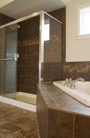 brown bathroom ideas best 25 brown tile bathrooms ideas on pinterest kitchen