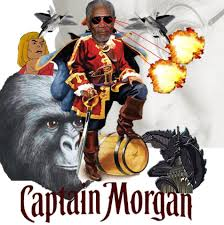 Captain Morgan Meme - captain morgan the freeman imgur