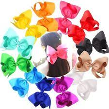handmade hair bows handmade hair bows for baby ebay